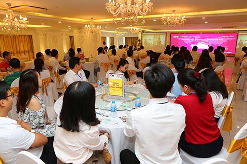 Heritage Chapter, BNI Hà Nội, gia nhập cộng đồng BNI Việt Nam và toàn thế giới