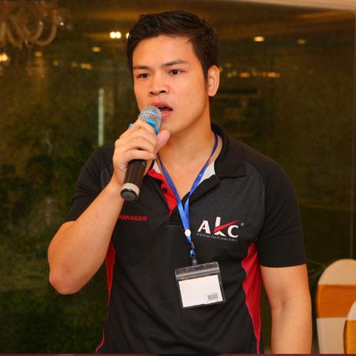 Mr. Thịnh AKC fitness