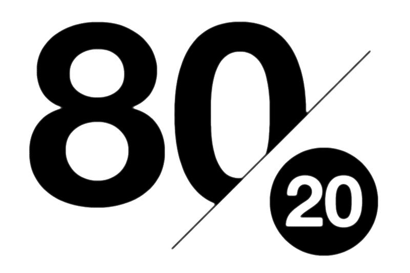 Nguyên Lý 80/20